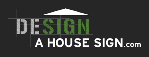 Magnificent Design A House Sign House Signs House Numbers Download Free Architecture Designs Philgrimeyleaguecom